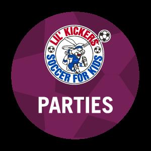 Lil' Kickers Parties